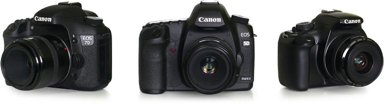 Camera model support