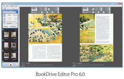 BookDrive Editor Pro 6.0