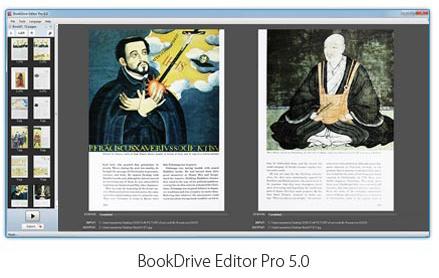 BookDrive Editor Pro 5.0